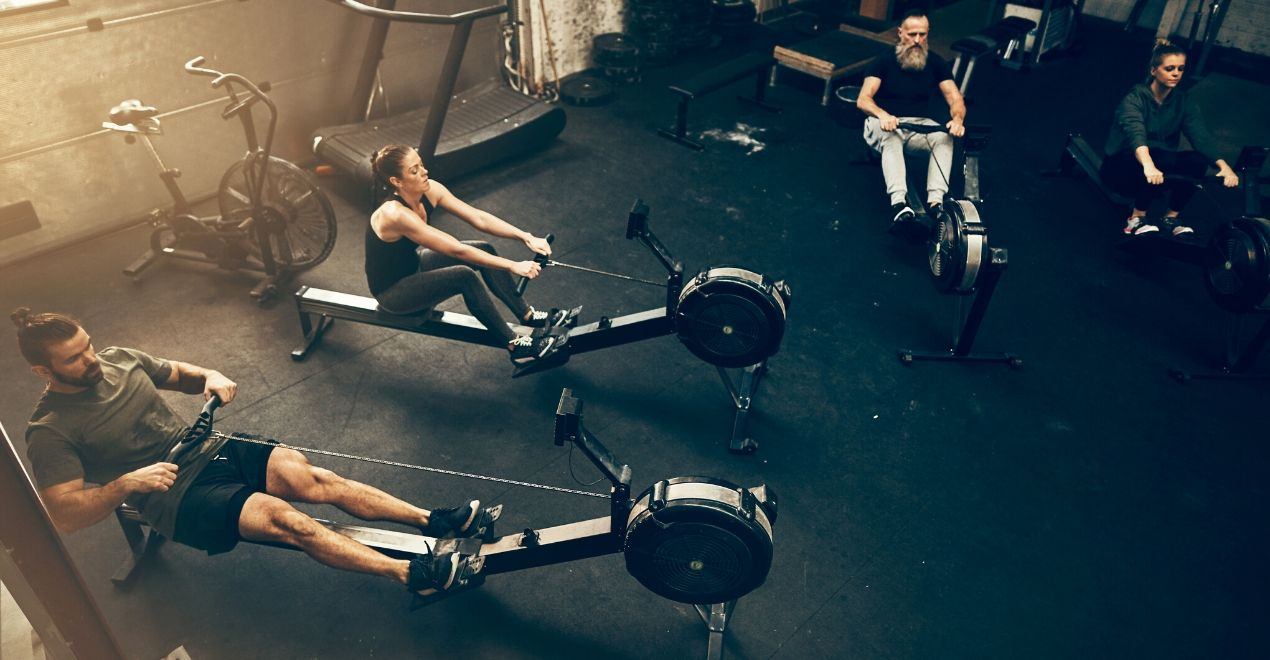 Best air rowing machines Canada